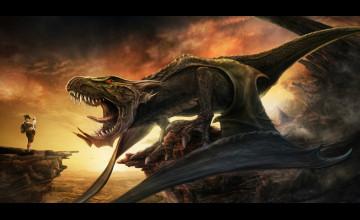 Dinosaurs Desktop Wallpaper 1920x1080