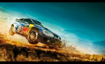 Dirt Rally Wallpaper