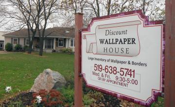 Discount Wallpaper Ontario
