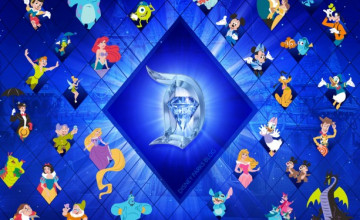 Disney 60th Wallpaper
