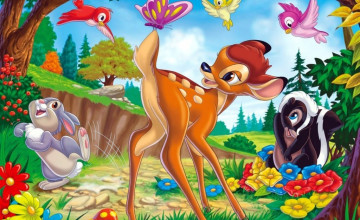 Disney Bambi Wallpaper