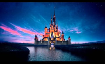 Disney Castle Wallpaper HD