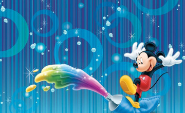 Disney Character Wallpaper Desktop