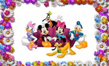 Disney Character Wallpaper