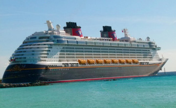 Disney Dream Cruise Ship Wallpaper