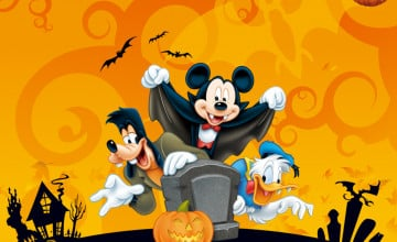 Disney Halloween Wallpaper Backgrounds