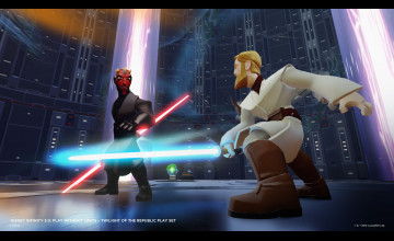 Disney Infinity 3.0 Wallpaper