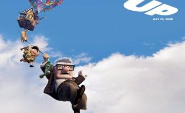 Disney Pixar Up Wallpaper
