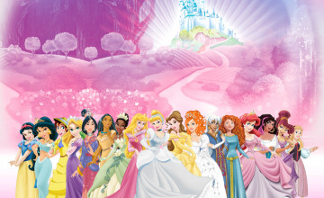 Disney Princess Backgrounds