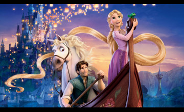 Disney Princess Desktop Wallpaper