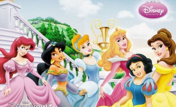 Disney Princess Wallpaper Images