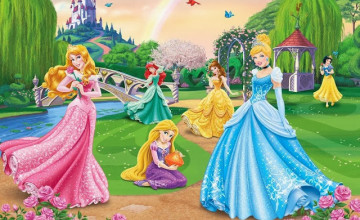 Disney Princess Wallpaper Software Download
