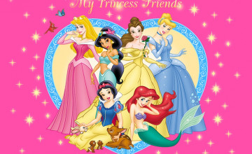 Disney Princess Wallpapers