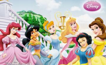 Disney Princesses Wallpaper