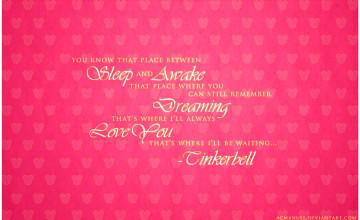Disney Quote Wallpaper
