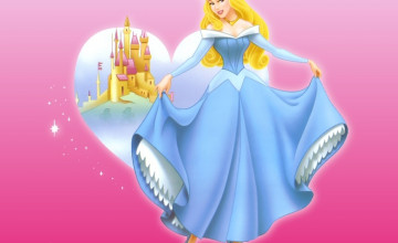 Disney Sleeping Beauty Wallpaper
