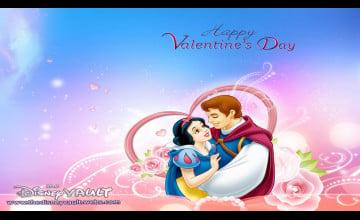 Disney Valentine Wallpaper for Computer