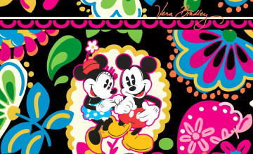 Disney Vera Bradley Wallpaper