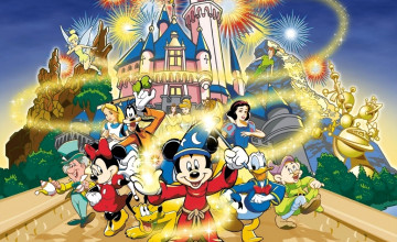 Disney Wallpaper Downloads