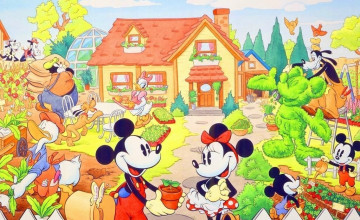 Disney Wallpaper for Home