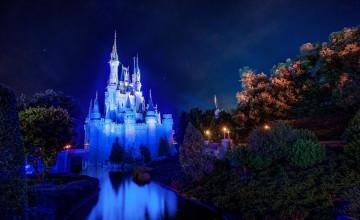Disney Widescreen Desktop Wallpaper