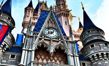 Disney World iPhone Wallpaper
