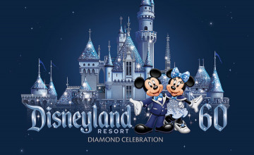 Disneyland 60 Wallpaper