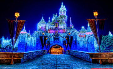 Disneyland HD Wallpapers