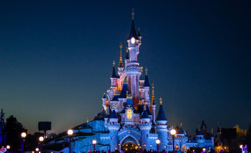 Disneyland Paris Wallpaper