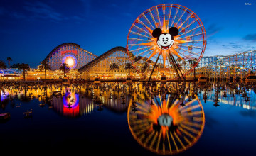 Disneyland Park Wallpapers
