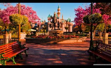 Disneyland Wallpaper Desktop