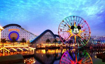 Disneyland Wallpaper Photos