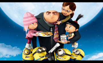 Dispicable Me Wallpapers