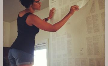 DIY Wallpaper Removal