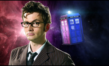 Doctor Who 10th Doctor Wallpaper