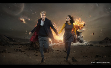 Doctor Who Series 9 Wallpaper