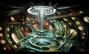 Doctor Who Wallpaper Tardis