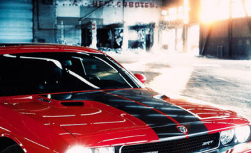 Dodge Challenger iPhone Wallpaper