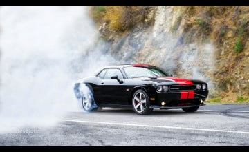 Dodge Challenger SRT8 Wallpaper HD