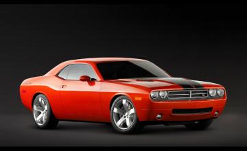 Dodge Challenger Wallpapers