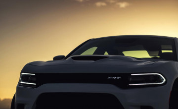 Dodge Charger Hellcat Wallpaper
