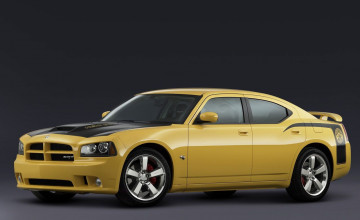 Dodge Charger Wallpaper Full Screen