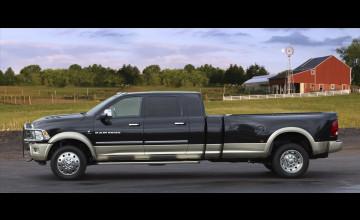 Dodge Ram Truck Wallpaper