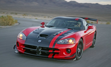 Dodge Viper Wallpapers for Desktop