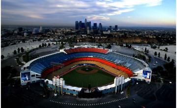 Dodger Stadium Wallpapers