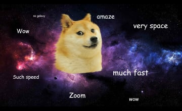 Doge Wallpaper HD