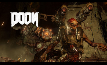 Doom Wallpapers for the Computer