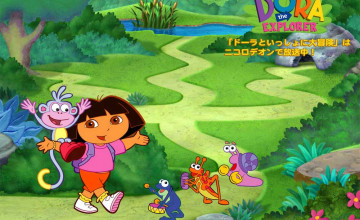 Dora The Explorer Wallpapers