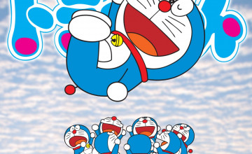 Doraemon Wallpaper HP