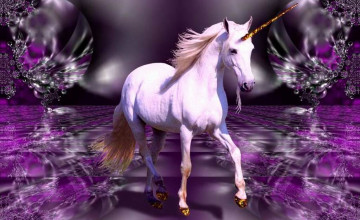 Download Free Unicorn Wallpaper